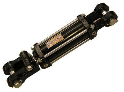 W400240-S  4 x 24 Tie Rod Cylinder