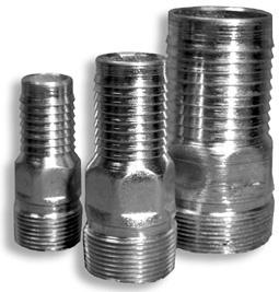 Steel Hose Barb HCN150