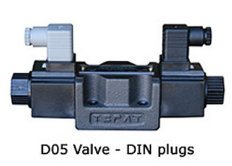 Yuken DSG-03-3C60-A120N-5090