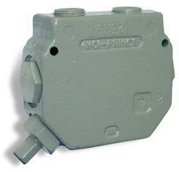 RD-550 Adjustable Flow Priority Divider 1/2 NPT