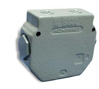 RD-1550-AB(.140) Flow Divider/Combiner