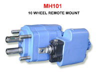 Metaris Twin Shaft 10-Wheel Dump Pump