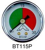 BT115P RETURN FILTER GAUGE