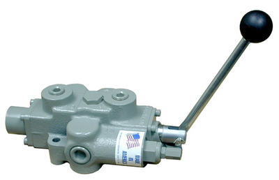 Prince RD513EC5A4B1 Motor Spool Valve, Friction Detent