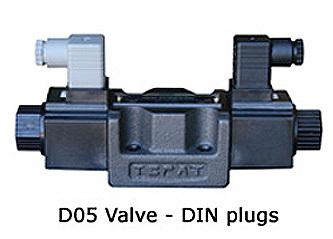 Yuken DSG-03-3C60-D12N-5090