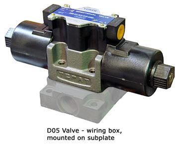 Yuken DSG-03-3C60-A120-5090