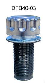 DFB40-03-L Locking Filler Breather