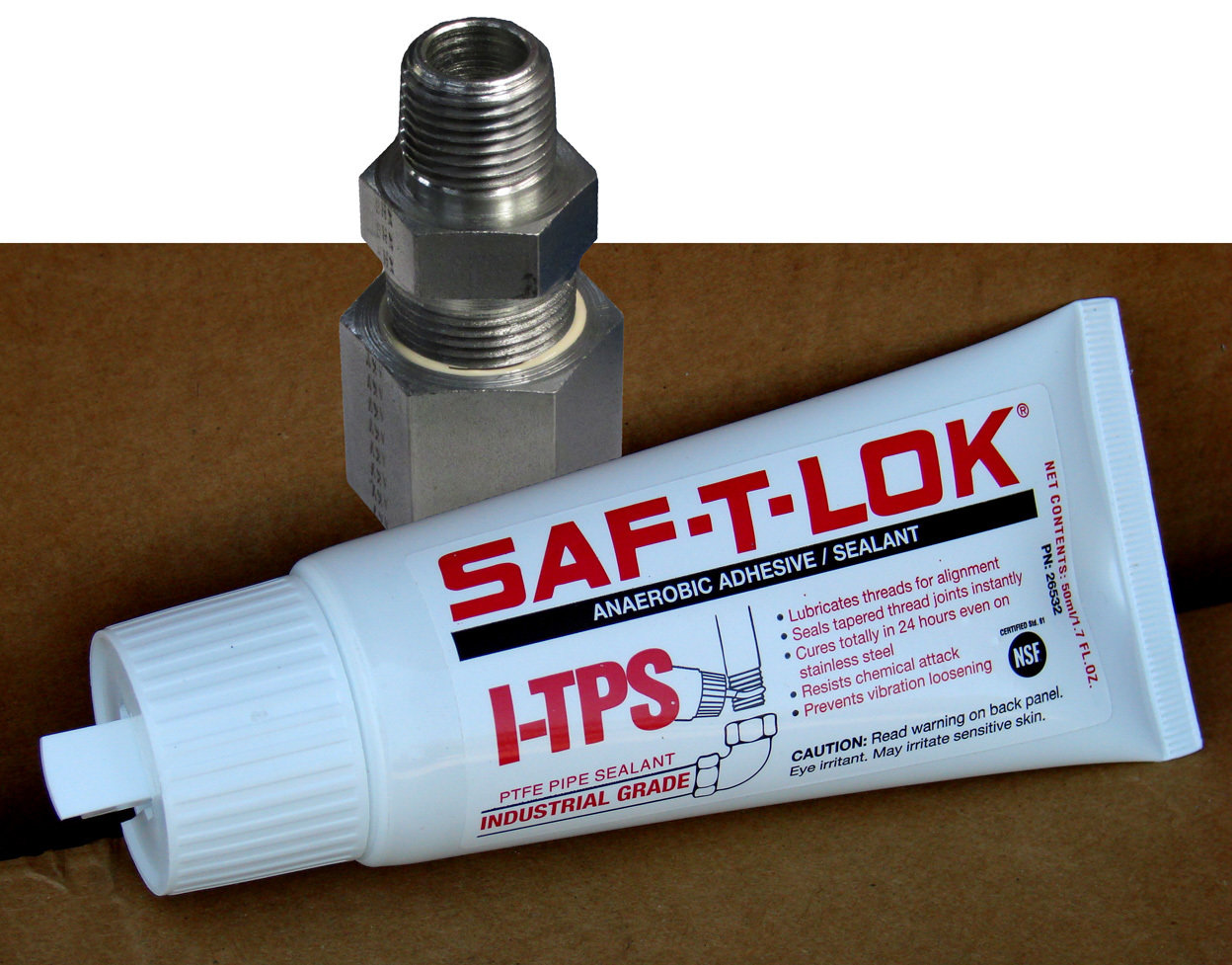 I-TPS SAF-T-LOK Thread Sealant, 50ml