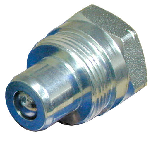 Stucchi Hose-Half Quick Coupler, 3/8 npt