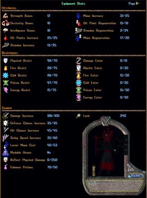▒ - The Best Bane Dragon Sword PVP Suit + 80 Skills- ▒