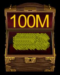 100 Million Gold on Atlantic Shard