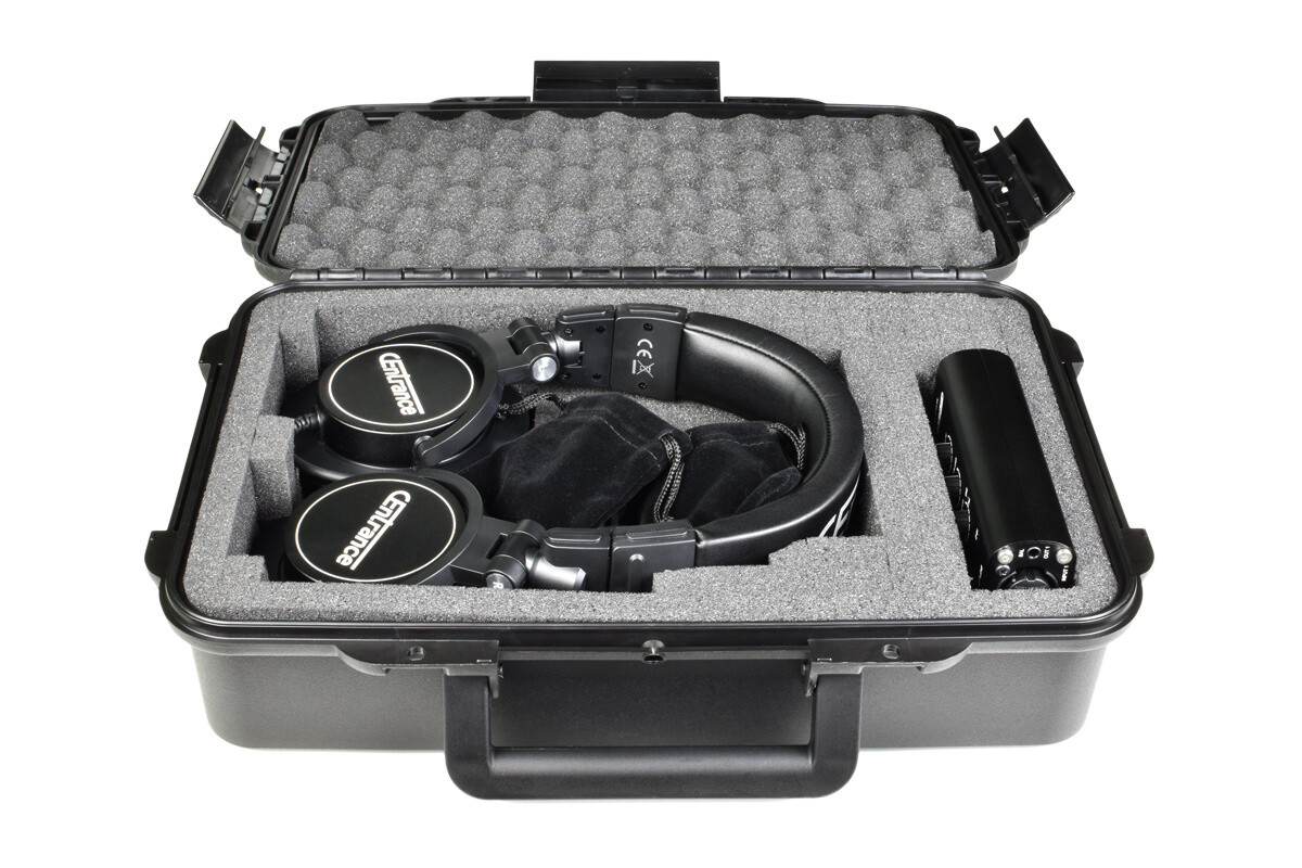 Reporter Kit: MixerFace R4B + Cerene dB + Reporter Case