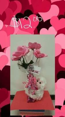 Hand made Valentine's Day gift