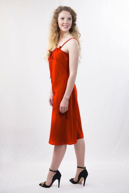 Cheska - Frill Detail Dress