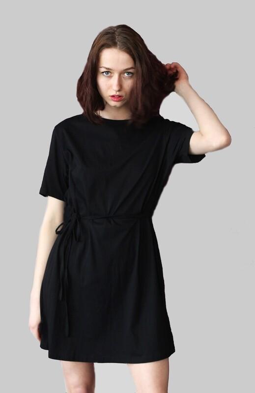 Sara - Jersey Dress