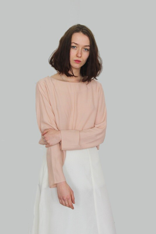 Melisa - Cropped Blouses