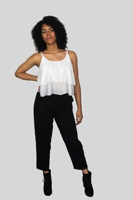 Tracey - Relaxed Linen Trousers