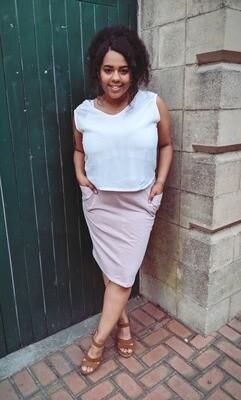 Leanne - Pencil Skirt