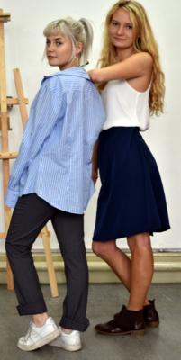 Harriet - Midi Skirt