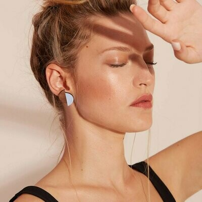 Claire Blue Earrings - Jewellery