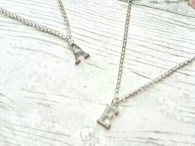 Alphabet Necklace - Jewellery