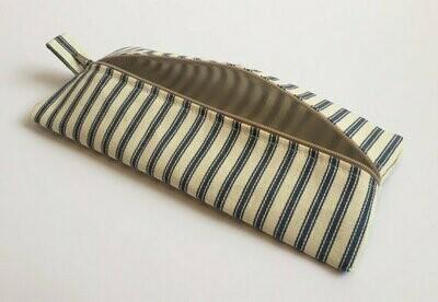 Stripe Pencil Case  - Stationery