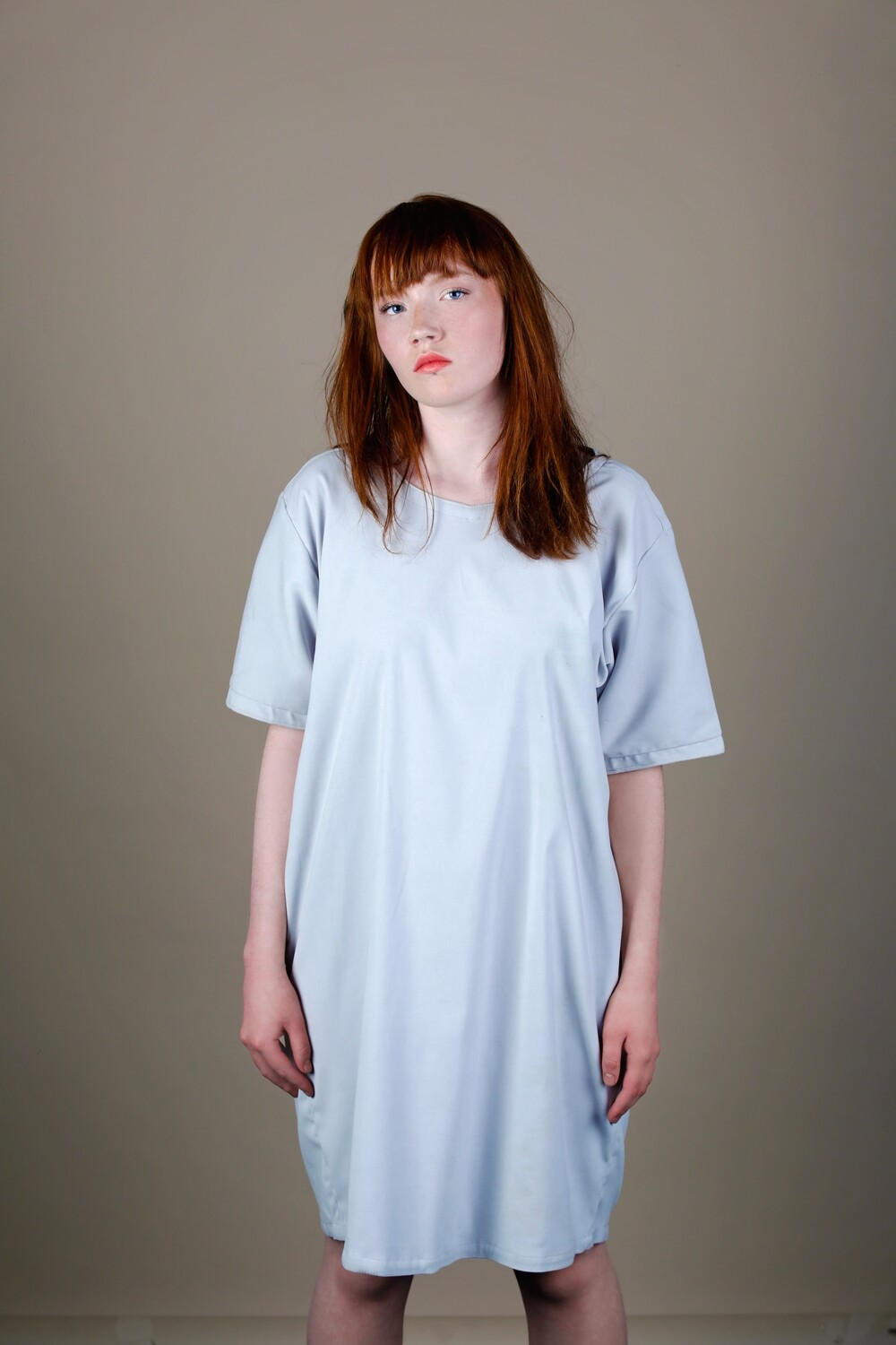 Rika - Loose Fit Shift Dress
