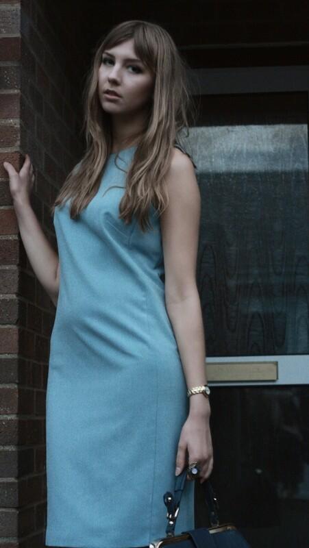 Abigal - Shift Dress
