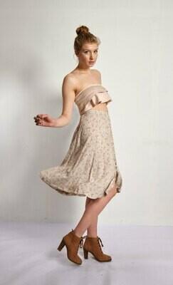 Alissa - Upcycled Skirt