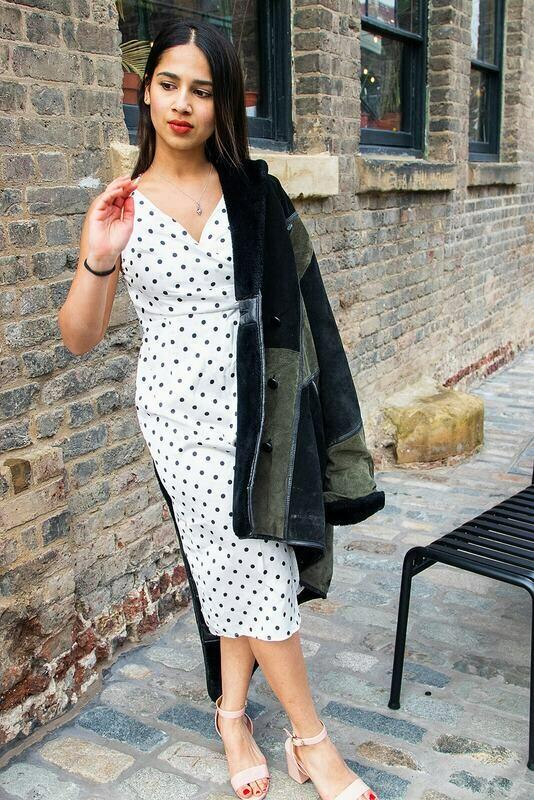 Katy - Wrap dress