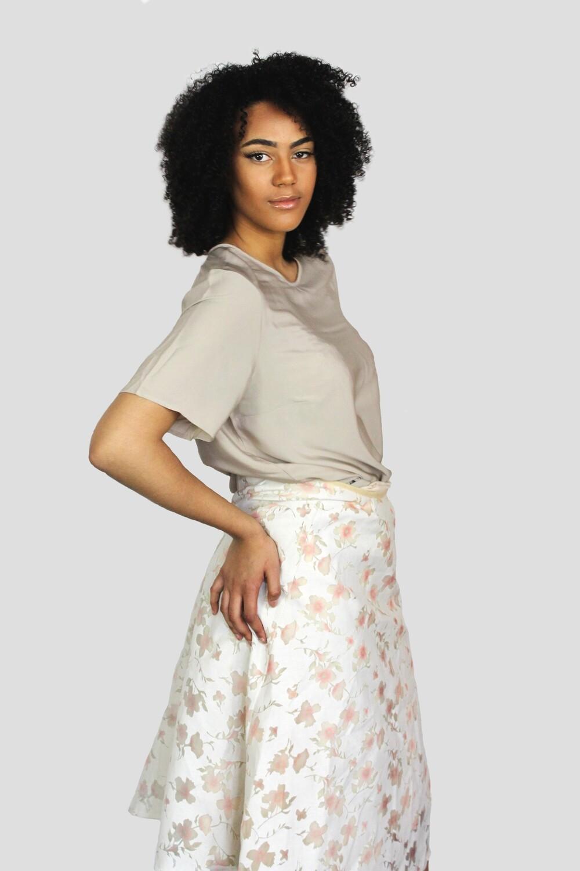 Primrose - Floral Skirt