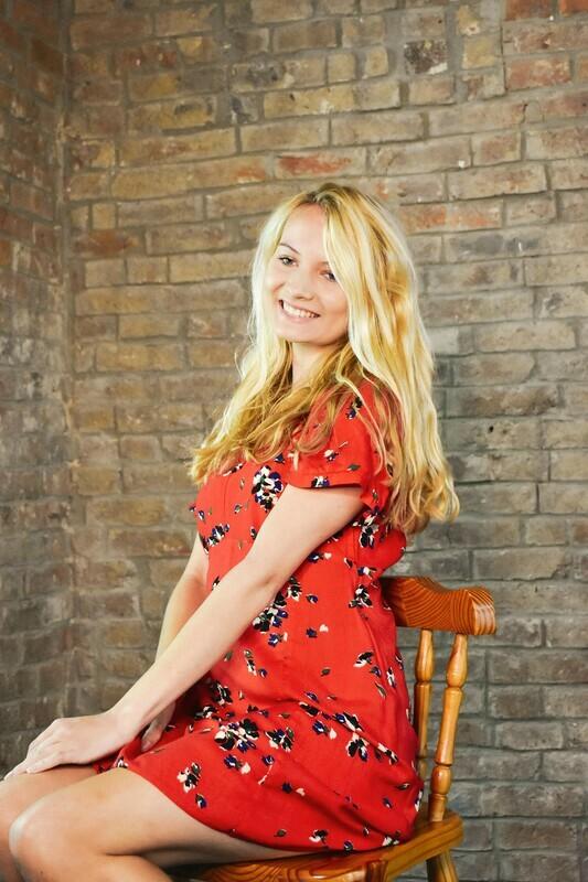 Kristina - Cotton Dress