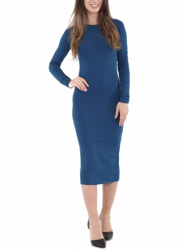 Jade - Jersey Dress