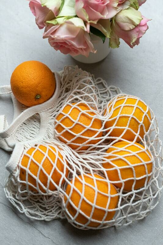 Shopper - Oranges and Limes