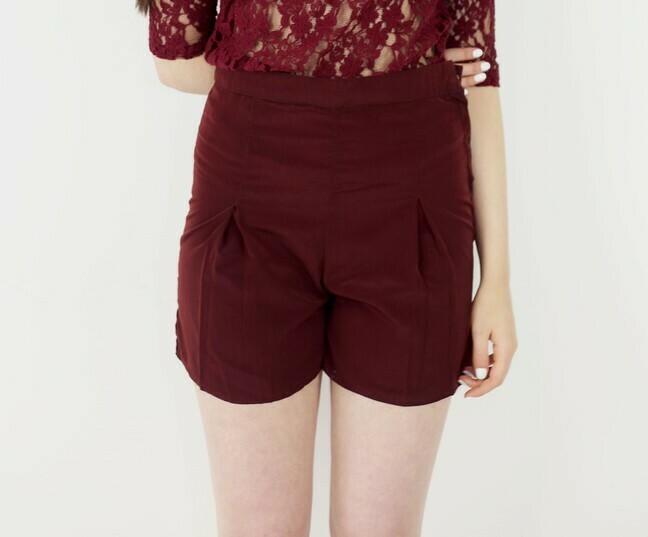 Cherry - Shorts