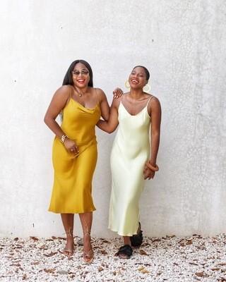 Jemma - Cowl Neck Dress