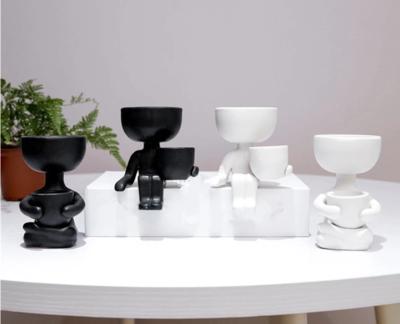 Ceramic Flower Pot - Home
