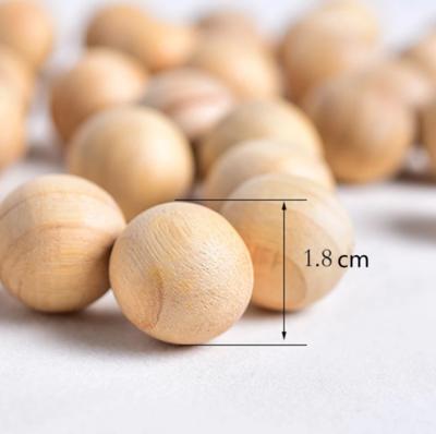 Wood Moth Balls - Home