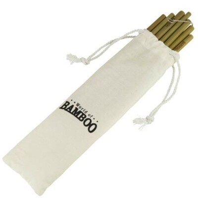 Bamboo Straws - Home