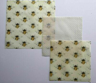 Beeswax Food Wrap- Home