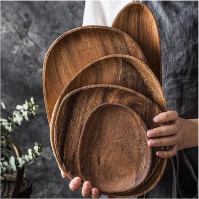 Wooden Dinnerware - Home