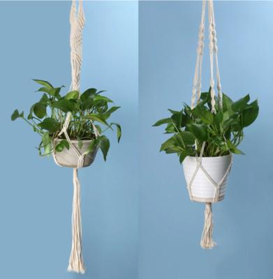 Jute Flower Pot Hanger - Home