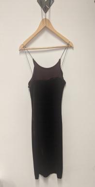 Eloise - slimvelvet Dress - Clothing