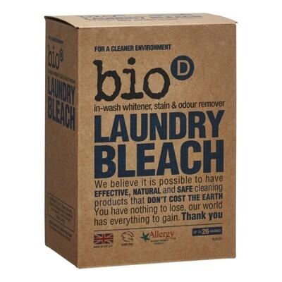 BIO-D LAUNDRY BLEACH – 400G   - Home