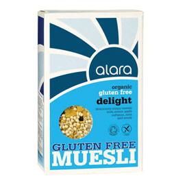 Alara Wholefoods Muesli Delight - Food