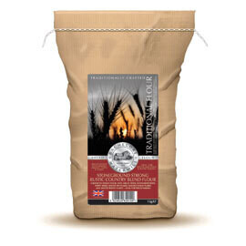 Bacheldre Watermill  Rustic Country Bread Flour - Food