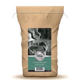 Bacheldre Watermill Stoneground Rye Flour - Food