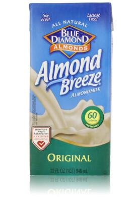 --Blue Dimond Almond Breeze Orginal- Food