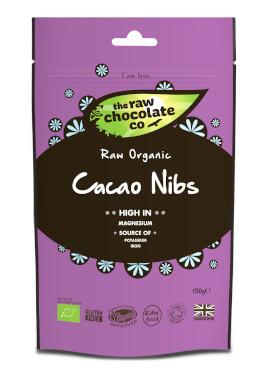 Raw Chocolate Co Cacao Nibs- Food