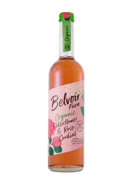 Belvoir Farm Elderflower and Rose Cordial - Food